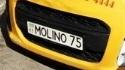 Брендирование авто - именне номера